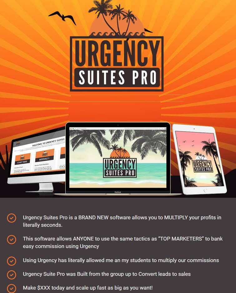 Urgency Suites PRO Review and bonuses Stef Grandgi1