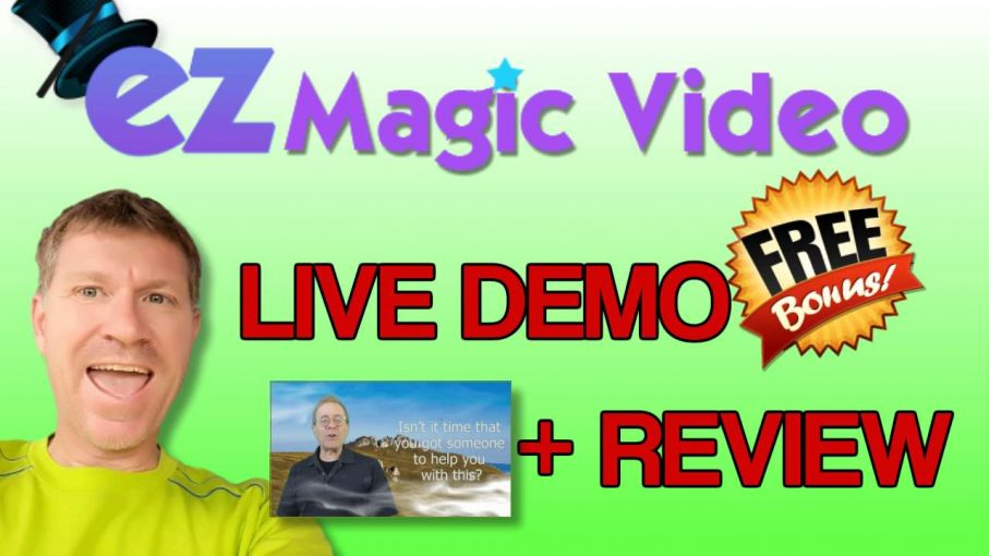 Ez Magic Video Review DEMO and bonuses