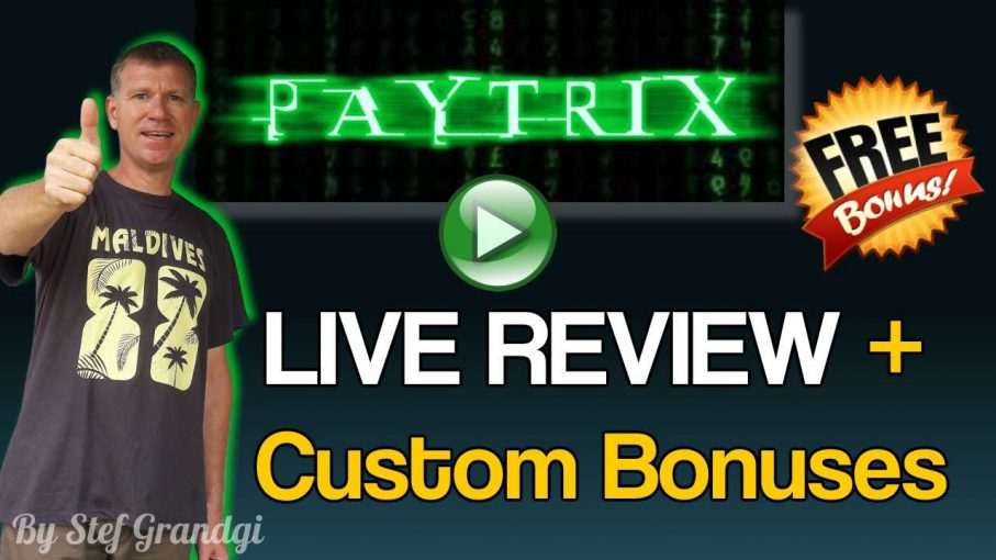 Paytrix Method Review and best bonus to stay safe Stef Grandgi