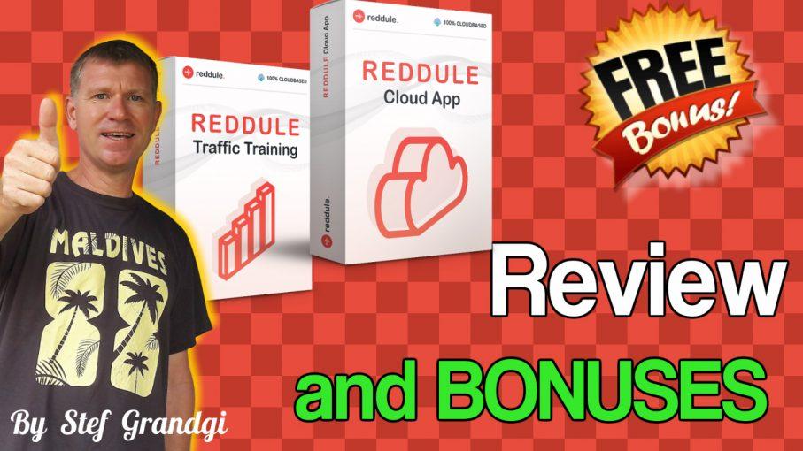 Stef Grandgi Reddule Review and Custom Bonuses