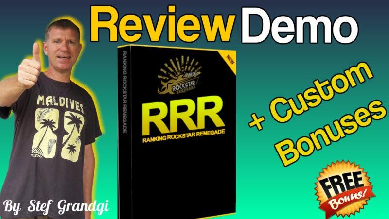 Ranking Rockstar Renegade Review Bonuses Stef Grandgi