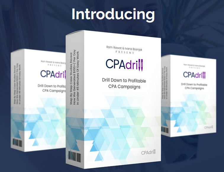 introducing cpa drill via Stef Grandgi