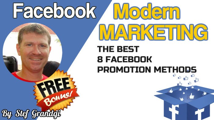 Facebook Modern Marketing Stef Grandgi Bonuses