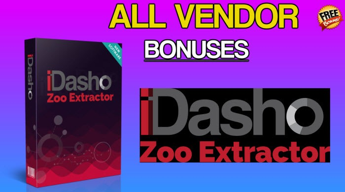 Idasho All Vendor Bonuses