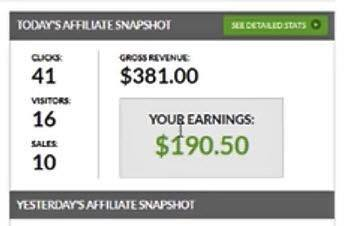 Zero to $100 in 24 Hours Review and Bonuses Stef Grandgi earning proofs