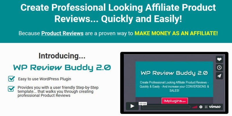 wp review Buddy header stef grandgi review bonus