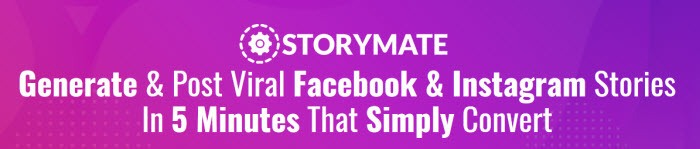 Storymate Review and Bonuses Stef Grandgi head