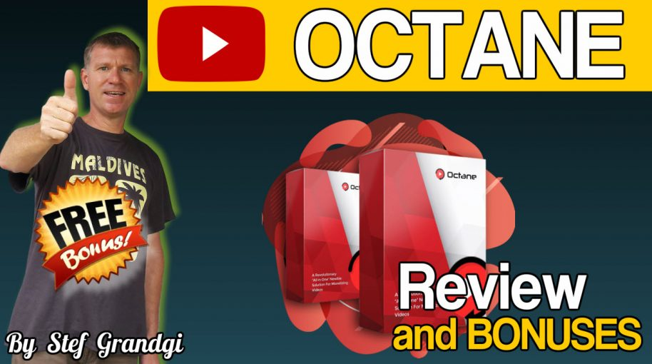 Octane Review and Bonuses Stef Grandgi
