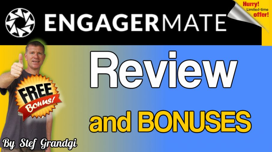 Engagermate Review & Bonuses Stef Grandgi