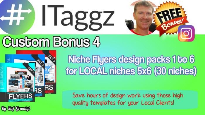 Itaggz Custom Bonus4 Stefgrandgi