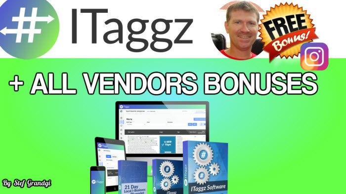 Itaggz vendor Bonuses Stefgrandgi