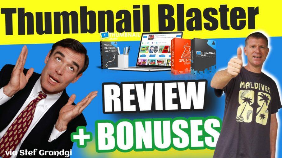 Thumbnail Blaster Review & Bonuses Stef Grandgi5