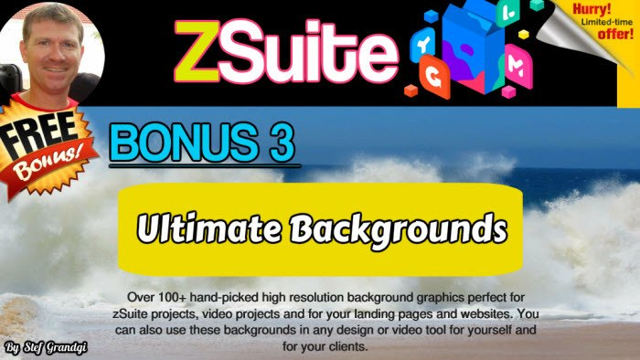 zSuite Bonus3 Stef Grandgi