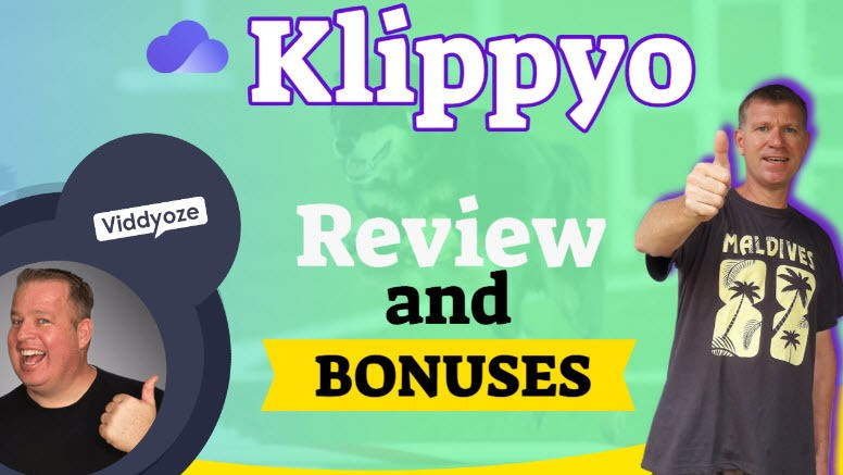 Klippyo Review and Bonuses Stef Grandgi