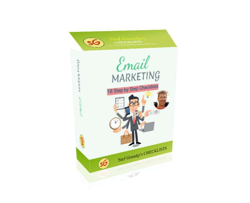 SG Checklists Email Marketing