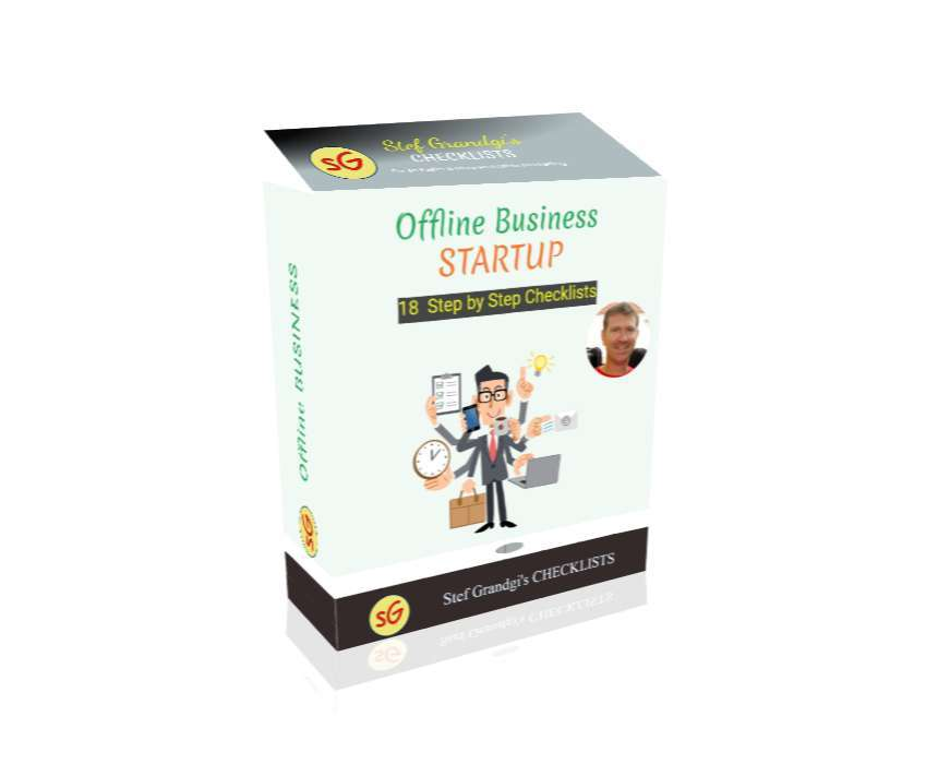 SG Checklists Offline Business Startup