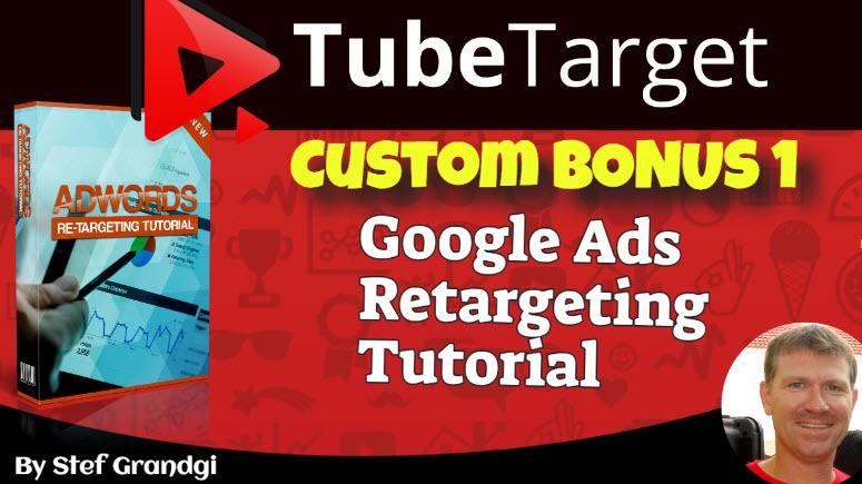 TubeTarget Review Custom Bonus1 Stef Grandgi
