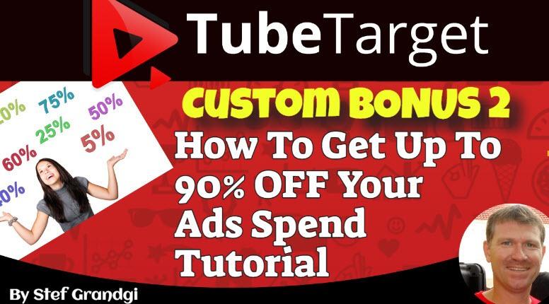 TubeTarget Review Custom Bonus2 Stef Grandgi