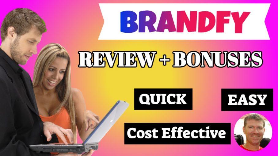 Brandfy Review & Bonuses Stef Grandgi